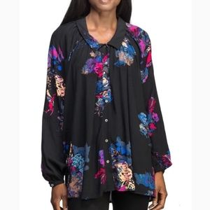 Free People - meadow Lark tunic shirt